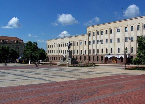 Історія міста кіровоград